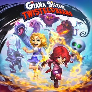 Giana Sisters: Twisted Dreams cover