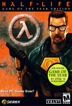 Half-Life cover