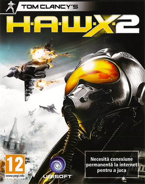Tom Clancy's H.A.W.X. 2 cover