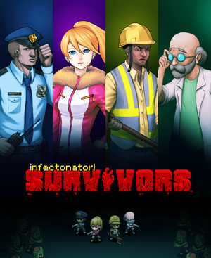 Infectonator: Survivors cover