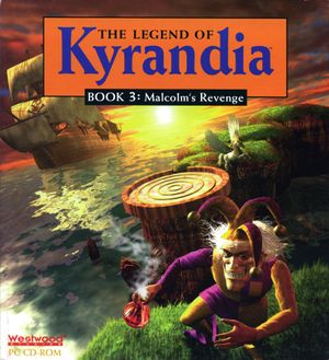 Legend of Kyrandia: Malcolm's Revenge cover