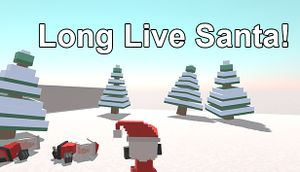 Long Live Santa! cover
