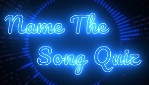 Name the Song Quiz cover