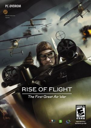 Rise of Flight: The First Great Air War cover
