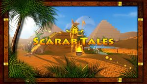 Scarab Tales cover