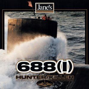 688(I) Hunter/Killer cover