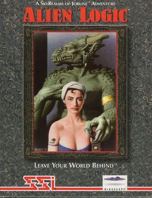 Alien Logic: A Skyrealms of Jorune Adventure cover