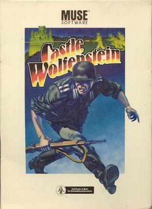 Castle Wolfenstein cover