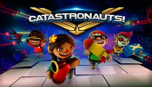 Catastronauts cover