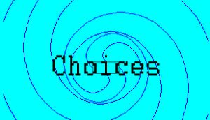 Choices, The Game cover