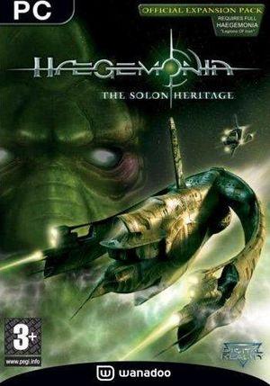 Haegemonia: The Solon Heritage cover