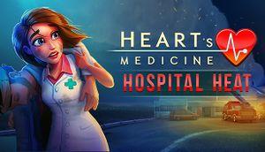 Heart's Medicine: Hospital Heat cover