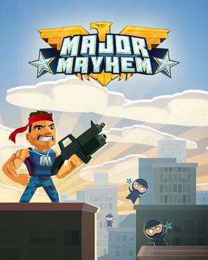 Major Mayhem cover