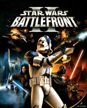 Star Wars: Battlefront II cover