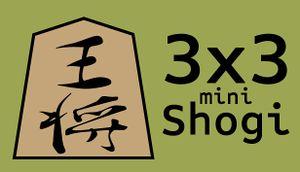 3x3 mini-Shogi cover