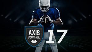 Axis Football 2017 cover
