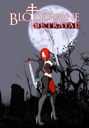 BloodRayne: Betrayal cover