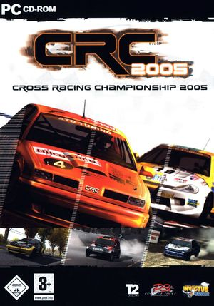 Cross Racing Championship 2005 cover