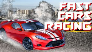 Fast cars racing cover