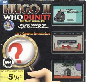 Hugo II: Whodunit? cover