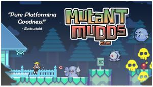 Mutant Mudds cover