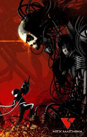 Nex Machina: Death Machine cover
