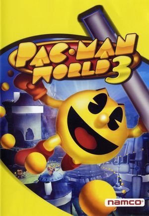 Pac-Man World 3 cover