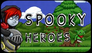 Spooky Heroes cover