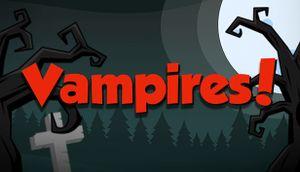 Vampires! cover