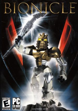 Bionicle: The Game cover