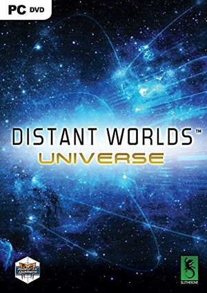 Distant Worlds: Universe cover