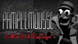 Dominique Pamplemousse cover