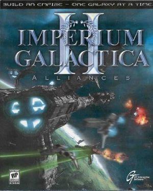 Imperium Galactica II: Alliances cover