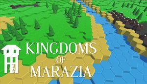 Kingdoms Of Marazia cover