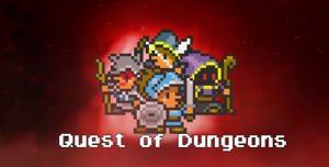 Quest of Dungeons cover