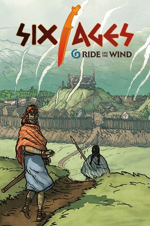 Six Ages: Ride Like the Wind cover