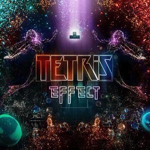 Tetris Effect cover