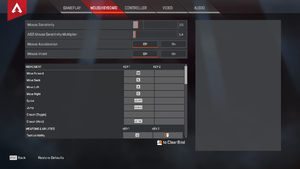 Apex Legends - PCGamingWiki PCGW - bugs, fixes, crashes