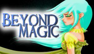 Beyond Magic cover