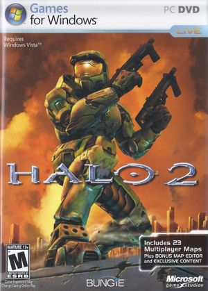 Halo 2 - PCGamingWiki PCGW - bugs, fixes, crashes, mods, guides and