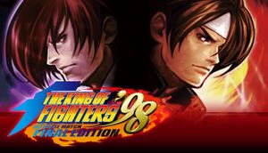 The King of Fighters '98 Ultimate Match Final Edition cover