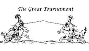 The Great Tournament cover