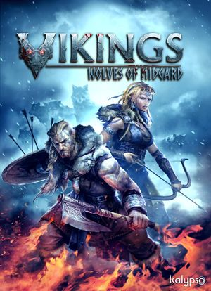 Vikings: Wolves of Midgard cover