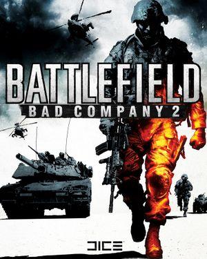 Battlefield: Bad Company 2 cover