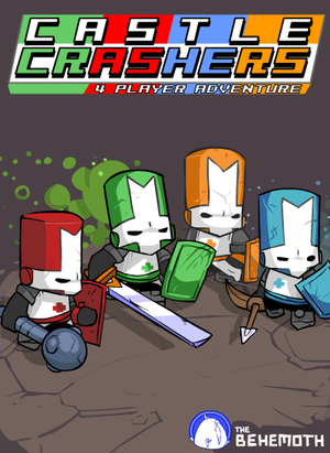 Castle Crashers cover