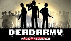 Dead Army - Radio Frequency cover