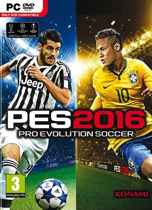 Pro Evolution Soccer 2016 - PCGamingWiki PCGW - bugs, fixes