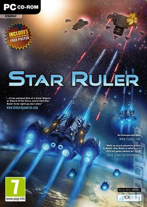 Star Ruler cover