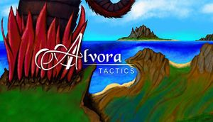 Alvora Tactics cover