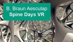 B. Braun Aesculap Spine VR cover